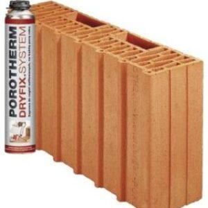 Керамічний блок Porotherm 44 1\2 Dryfix