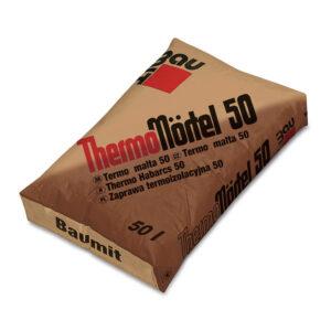Розчинна суміш для кладки Baumit ThermoMörtel 50